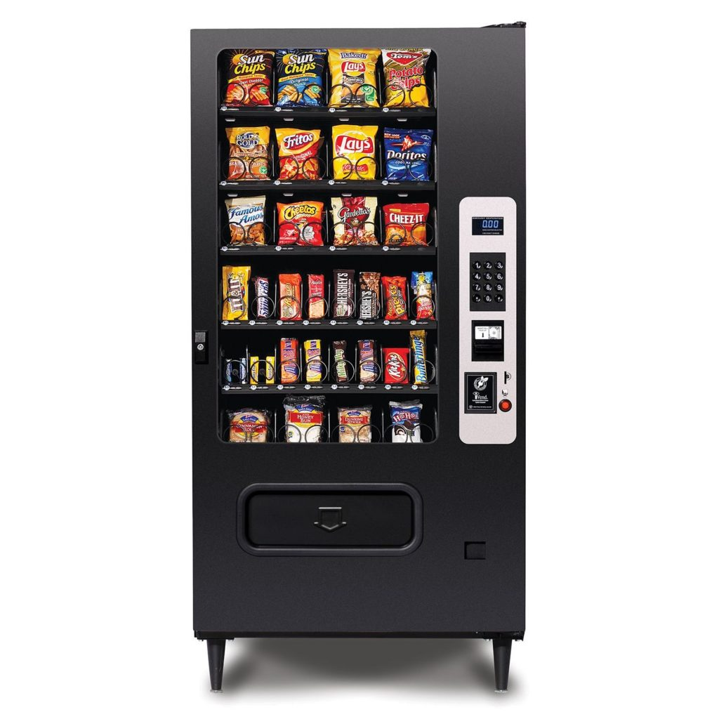 WS4000 32 Selection Snack