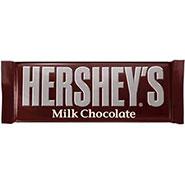 Hershey Chocolate Bar – Plain