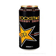 Rocks Star Regular Energy Drink