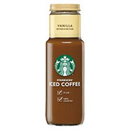 Starbucks Ice Vanilla Coffee
